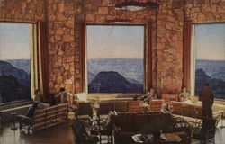 Sunroom, Grand Canyon Lodge