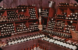 The Famous Wine Room at Emily Shaw's Inn