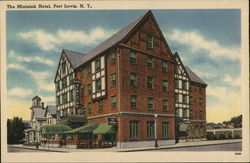 The Minisink Hotel