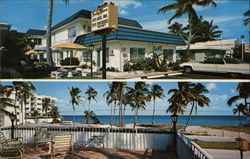 Sunny Shores Apartments Postcard