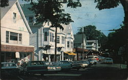 Main Street in Vineyard Haven