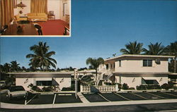 Seaside Resort Motel Postcard