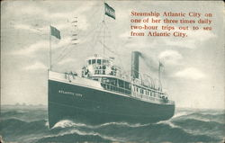 Steamship Atlantic City