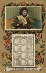 Old Friends Are Best - Almanack for 1908
