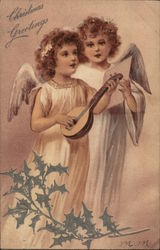 Two Angels Singing
