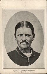 Seargeant Charles Corbett - Who Shot John Wilkes Booth