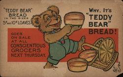 Why it's Teddy Bear Bread.