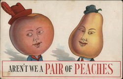 Aren't we a Pair of Peaches