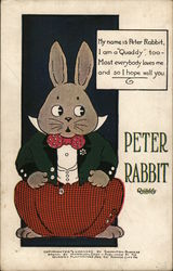 Peter Rabbit by Thornton Burgess