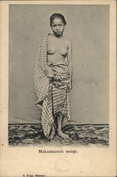 Young Topless Indonesian Girl