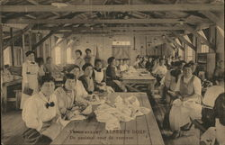 Women's Sewing Room - Dutch Internment Camp