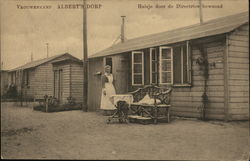 Albert's Dorp womens camp - director's house