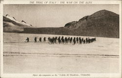 The Trial of Italy - The War on the Alps