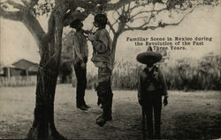 Hanging, Mexican Revolution