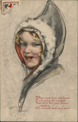 Child in Winter Coat