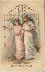 Wishing you every Easter Blessing with Angels