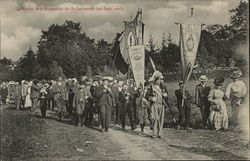 1908 The Return of the Procession of the Blessed Sacrament
