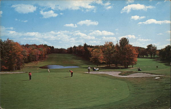 Kutsher's Country Club Monticello New York