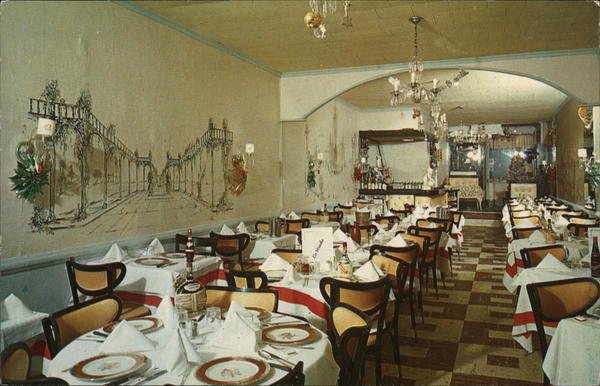 La Strada Italian Restaurant New York City