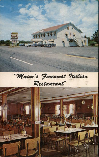 O Sole Mio Hotel Skowhegan Maine