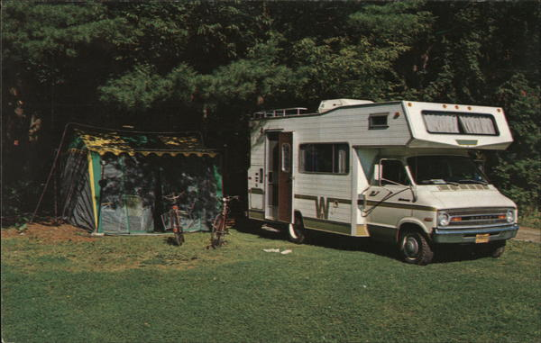 Let's Go Camping Trailers, Campers & RVs