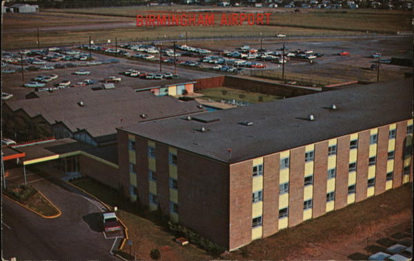 A Facility of the Birmingham Airport Alabama Airports