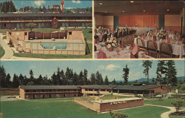 TYEE MOTOR Inn Olympia Washington