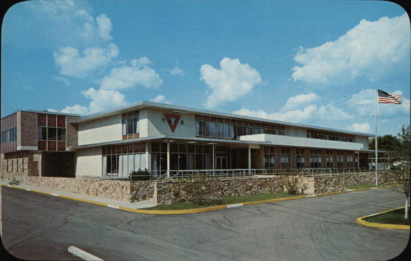 South Bend YMCA Indiana