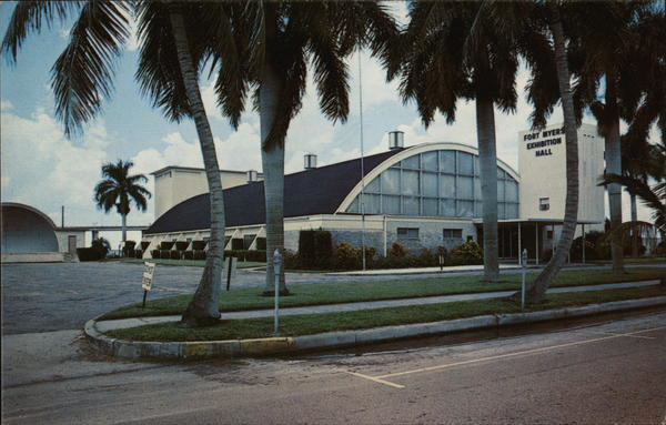 Exhibition Hall Fort Myers Florida