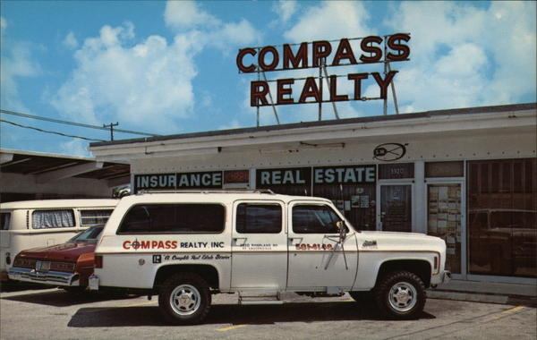 Compass Realty Fort Lauderdale Florida Trucks