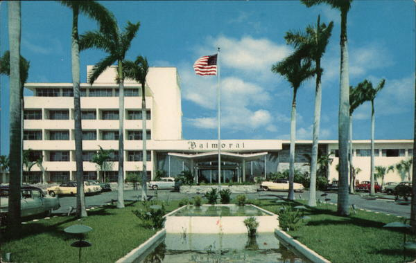 The Balmoral Miami Florida