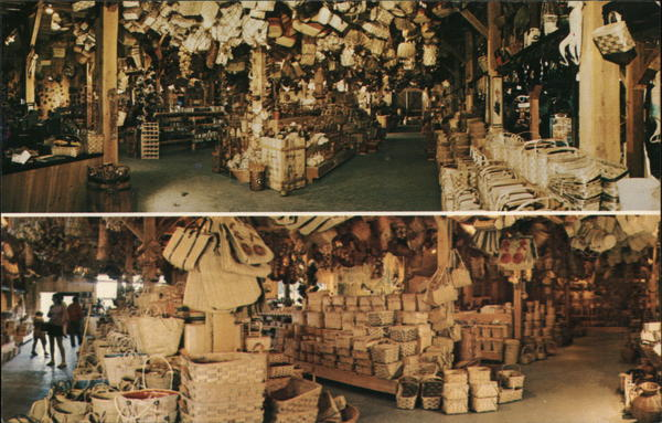 World's Largest Basket Store