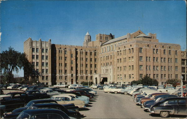 St. Joseph Hospital Flint Michigan