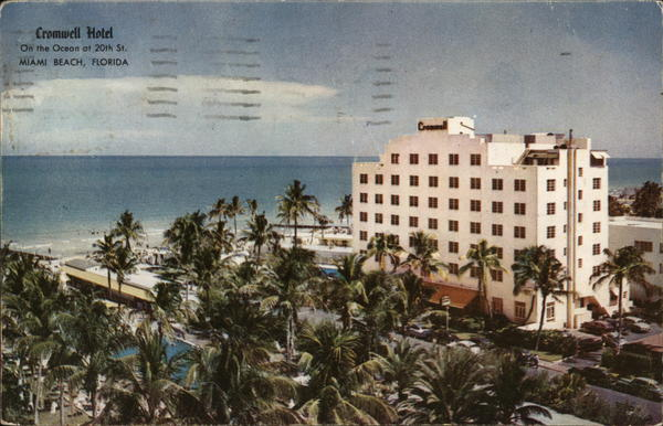 The Cromwell Hotel Miami Beach Florida