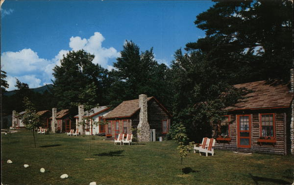 Pemi Cottages and Cabins North Woodstock New Hampshire