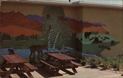 Murals, Burlingame Intermediate School