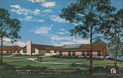 Proposed Adult Conference Center Koinonia - Highland Lake, N.Y.
