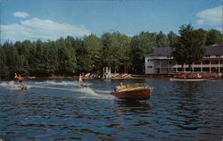 Scott's Oquaga Lake House