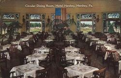 Circular Dining Room, Hotel Hershey