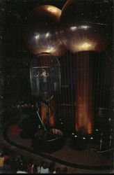 Thomson Theatre of Electrical Science, Museum of Science Postcard
