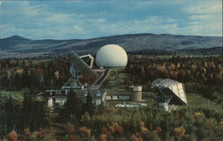 Andover Earth Station