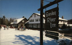 Sunday River Inn and Ski Touring Center