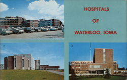 Hospitals of Waterloo, Iowa
