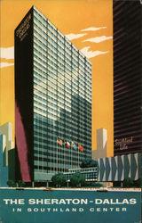 The Sheraton-Dallas in Southland Center