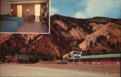 Candy Mountain Motel at Big Rock Candy Mountain