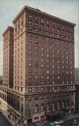 COMMODORE PERRY HOTEL