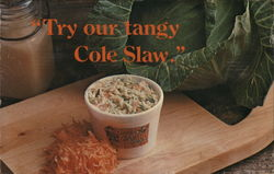 Long John Silver's - Try Our Tangy Cole Slaw