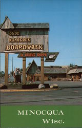 Old Minocqua Boardwalk
