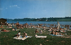 Lake Logan Bathing Beach