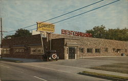 Lowery's Seafood Restaurant, Routes 17 & 360 Postcard
